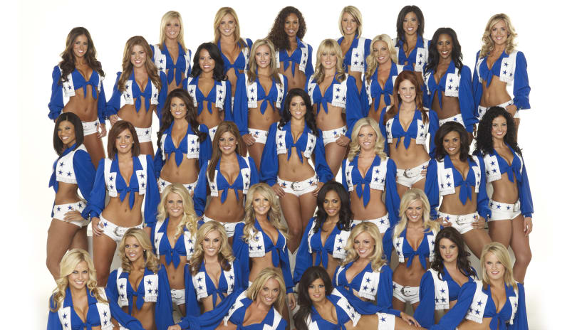 Cheerleaders Dcc Squad Photos 2010 Present