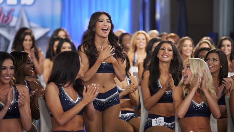Dallas Cowboys Cheerleaders Making The Team Episode Three Leave It All On