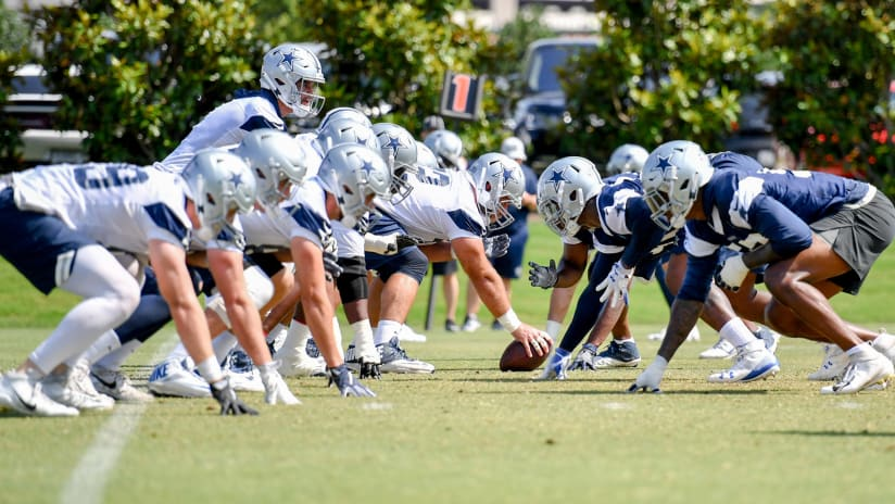dcbc3fca1c5 Cowboys Officially Announce 2018 Training Camp Practice Schedule