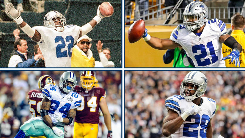 1cfc49c62b5 Top 10: Where Zeke Fits on All-Time RB List