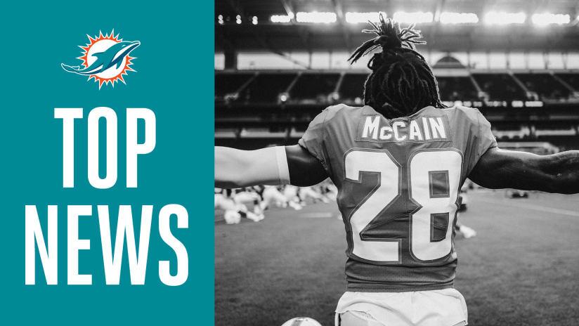 Bobby McCain NFL Jerseys