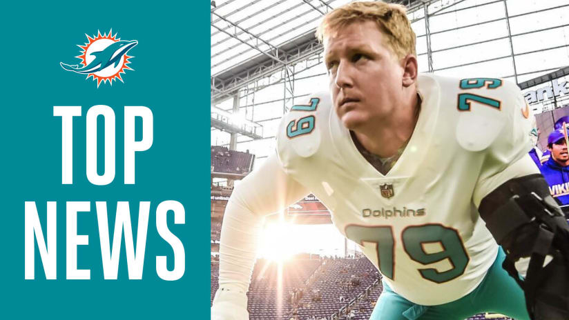 Top News  Dolphins Add Two Offensive Lineman 8705cc0d8