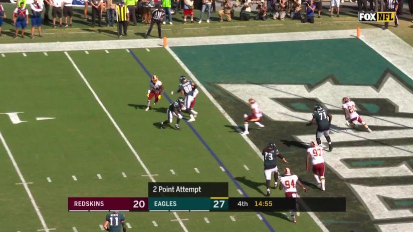 Week 1 Redskins At Eagles