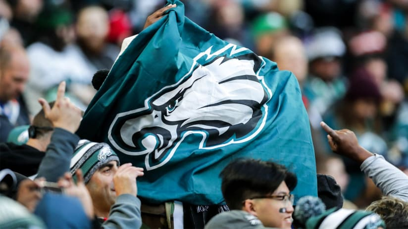 cd7b7870f Eagles fans knock Cowboys out of Best Fan Base bracket