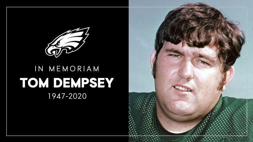 Tom Dempsey In Memoriam 1920