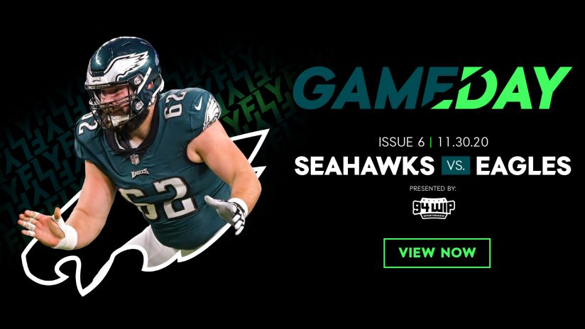 Game Preview Seahawks Vs Eagles