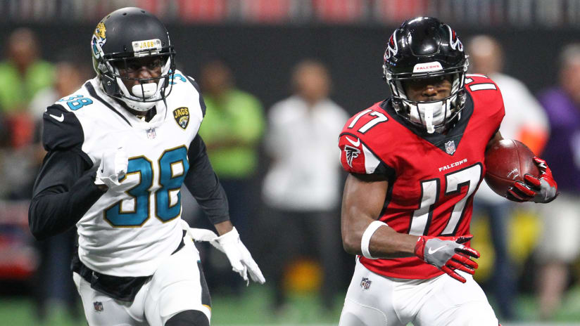 falcons offense preparing for 'a heck of a challenge' in jaguars defense
