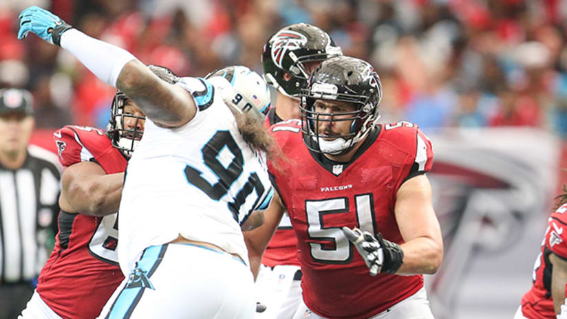 Early Bird Report 6 5 Falcons Alex Mack Named One Of The Nfl S
