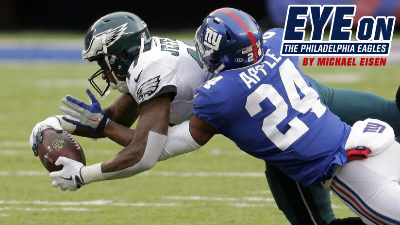 5d4680a57fa EAST RUTHERFORD, N.J. – A pair of NFC East rivals looking to break two-game  losing streaks will clash Thursday night when the Philadelphia Eagles  invade ...