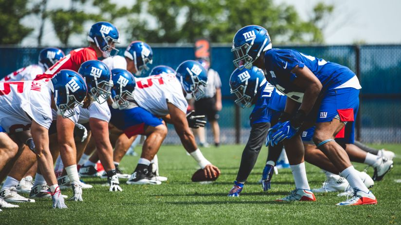 Giants Training Camp Schedule and Ticket Information