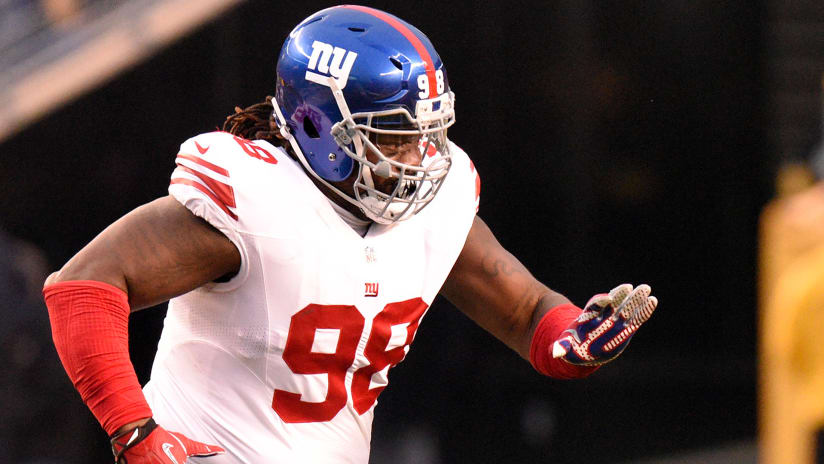 Damon Harrison traded to Lions for 2019 Draft pick a6c72b37d