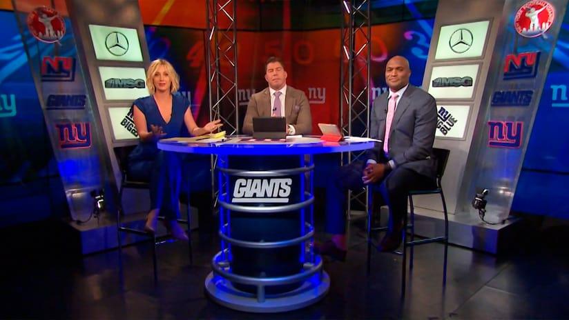 b4819a638 Giants vs. Cowboys Postgame Show