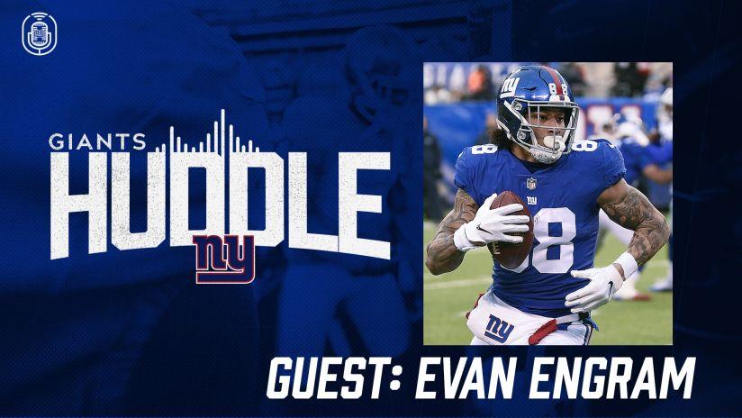5f86b3c5b67 Evan Engram takes you through the key moments that shaped his career.