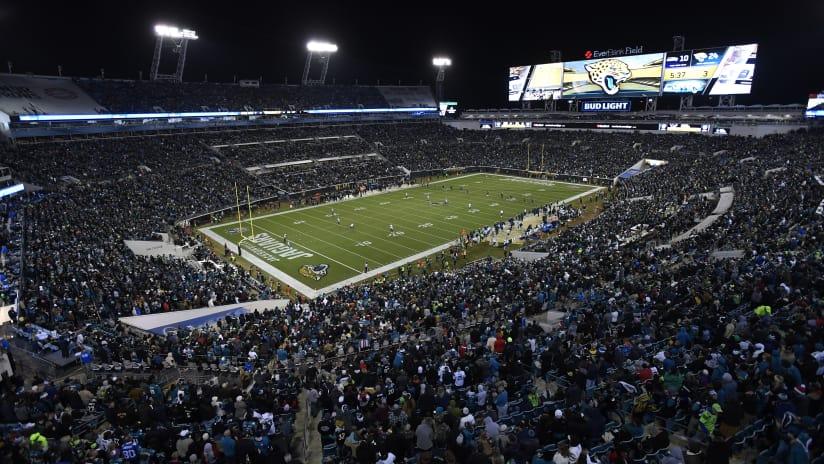 Game Day Fan Information: Patriots vs  Jaguars