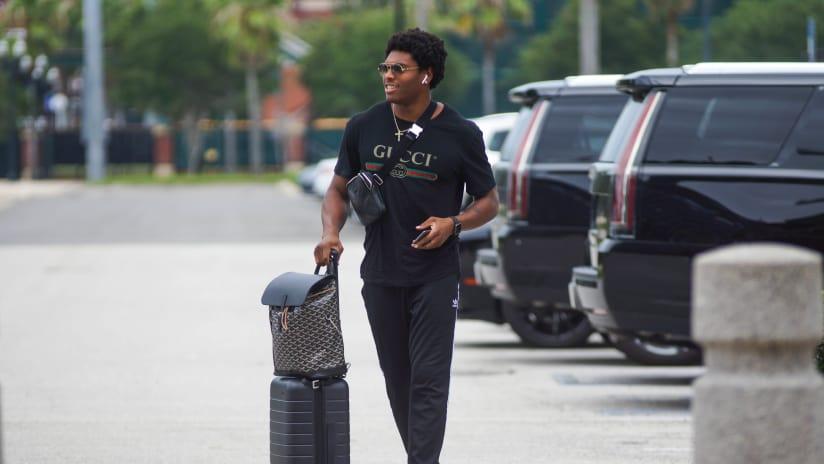 Jaguars 2018 Training Camp  Ramsey returns 75b72cf1e