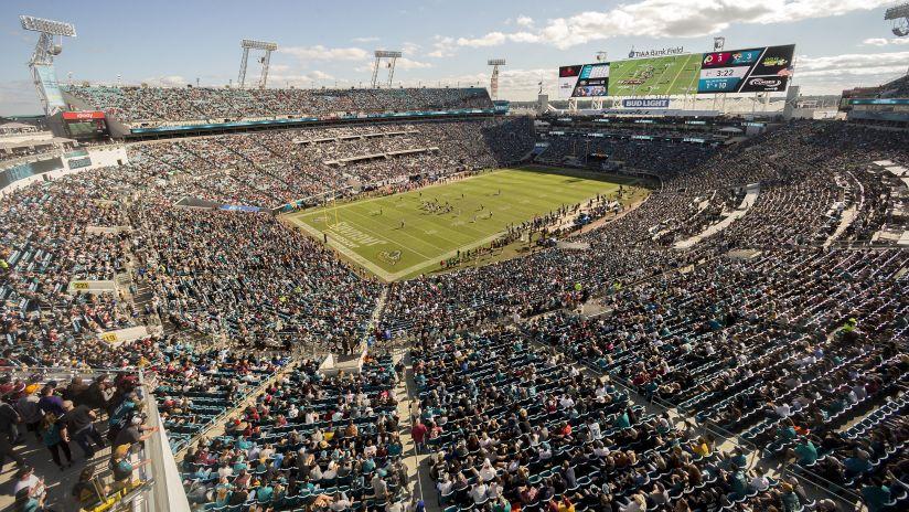 Game day fan information: Chiefs vs  Jaguars - Sunday, Sept  8