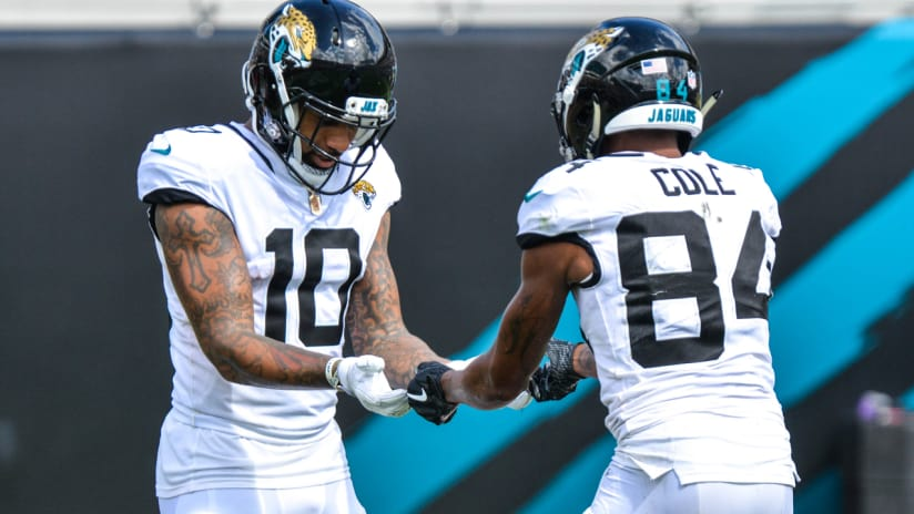 45270a841 JACKSONVILLE – Senior writer John Oehser examines what we learned from the  Jaguars  31-12 victory over the New York Jets at TIAA Bank Field in  Jacksonville ...