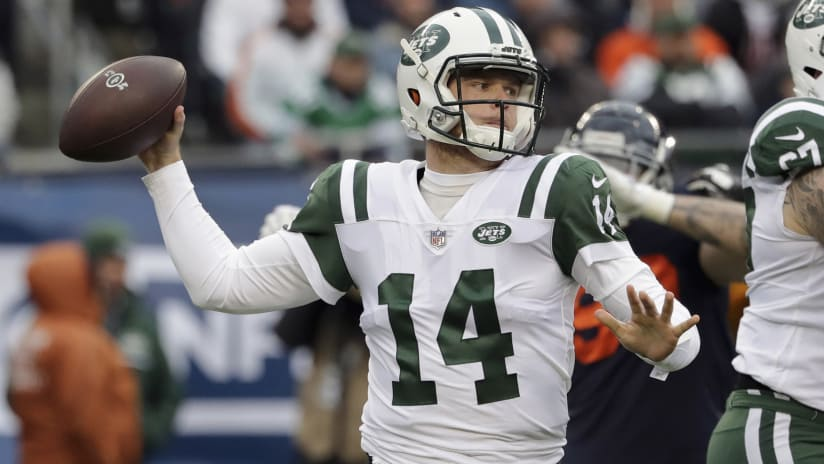 Jets QB Sam Darnold Sees Penalties e8821a93d