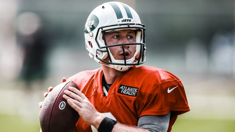 John Wolford Puts Finance On Hold For Football As Jets Qb