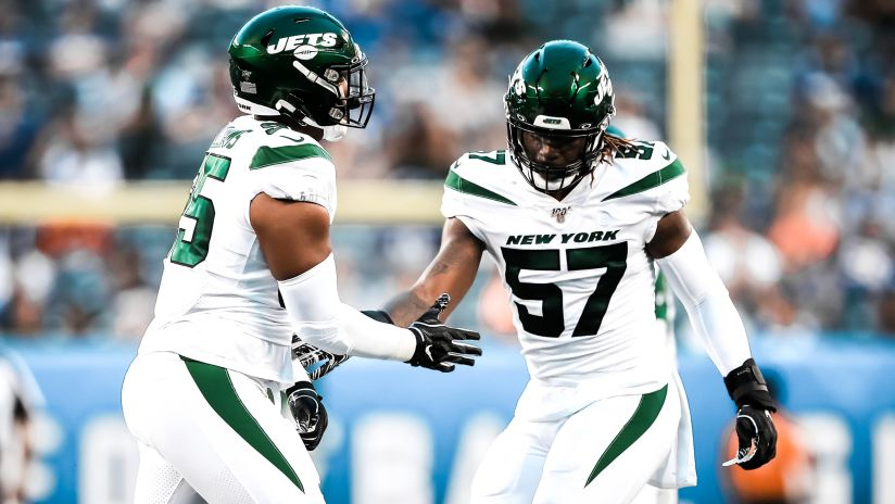 ESPN's Booger McFarland: Think This Jets Defense Can Be Really Good
