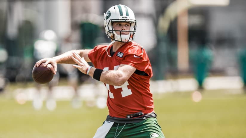 2cb55ba915d How Does Sam Darnold Feel Before His First Live NFL Action?