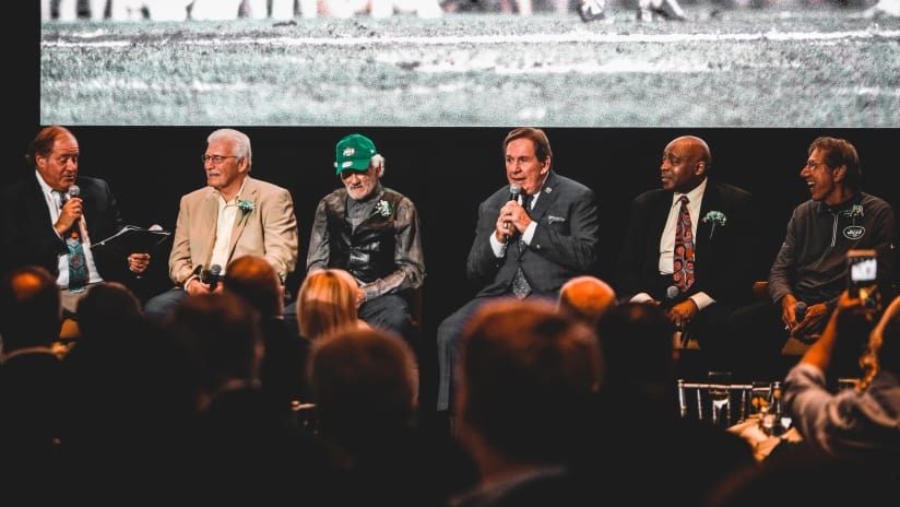 Namath on Jets  Super Bowl 50th Anniversary   Just Like Yesteryear  36b3ff13b