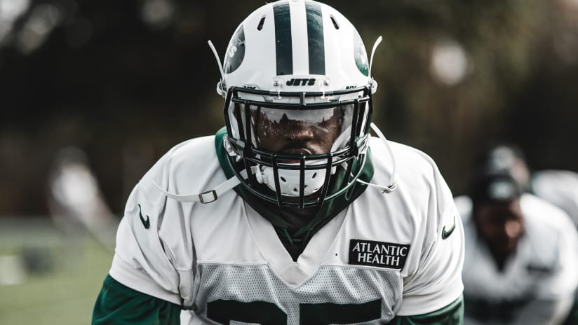 ed17cc1f54d Jets Activate RB Elijah McGuire from IR
