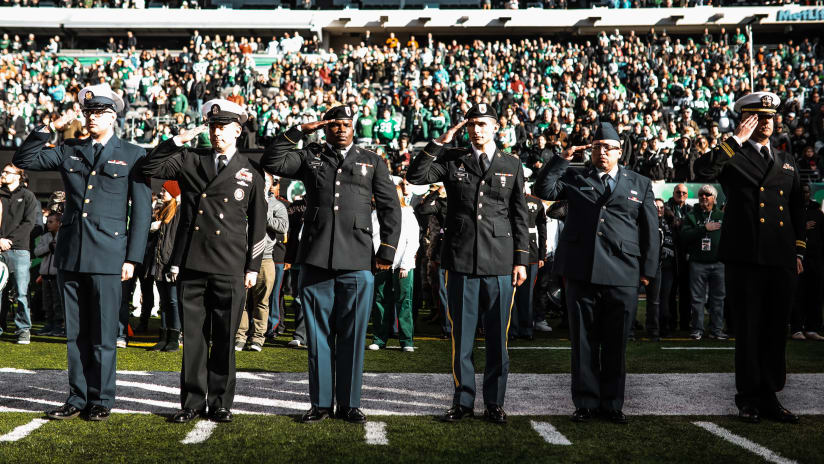 Jets to Honor Service Men and Women During Salute to Service Week 3e9b4b8b0