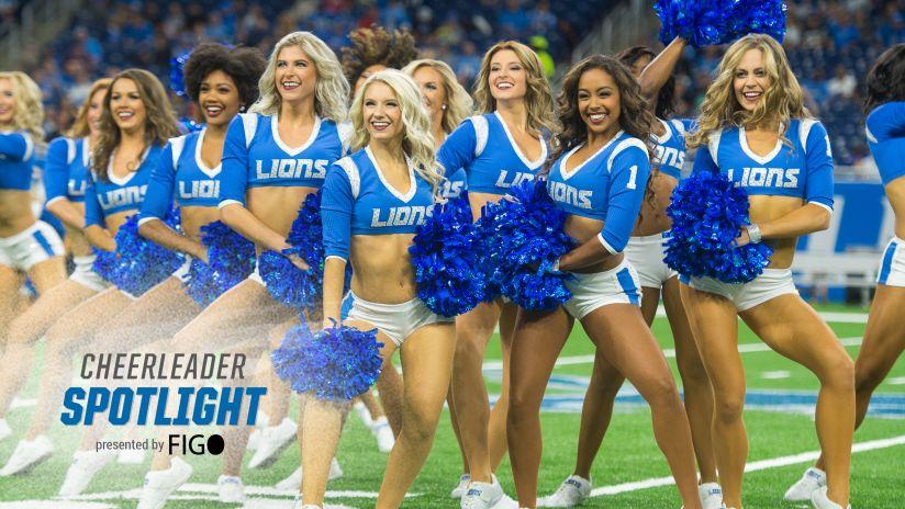 Detroit Lions Cheerleaders Videos Detroit Lions