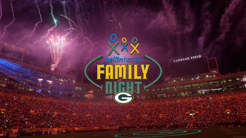 50bd23ae Packers Family Night | Green Bay Packers – packers.com