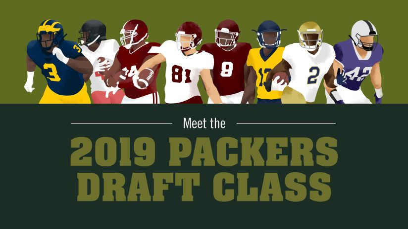 Packers Draft 2019 The Infographic Class Meet