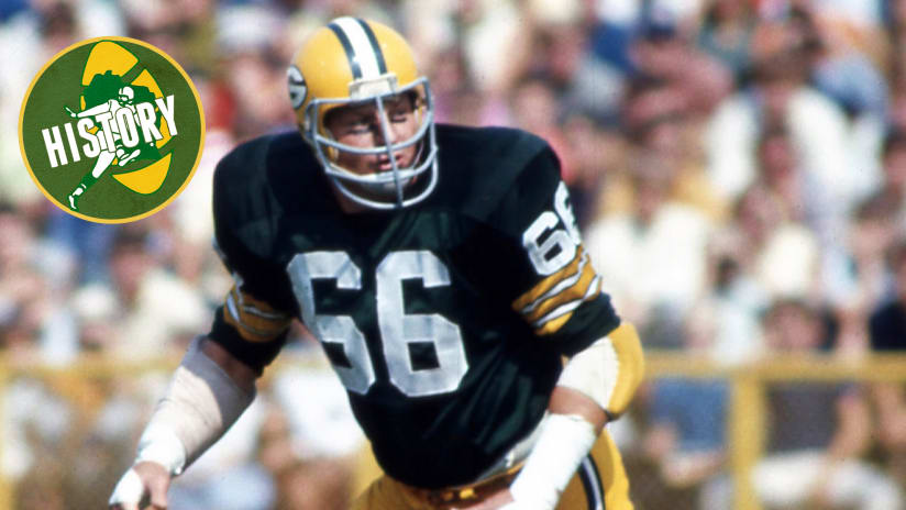 Ray Nitschke clear-cut choice as Packers best MLB ee48e75cd