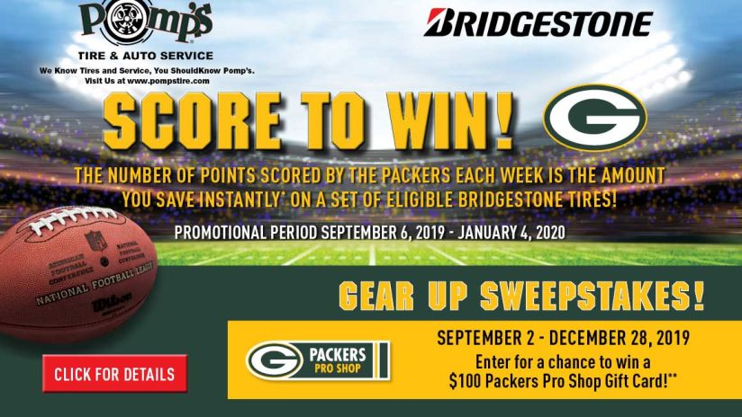premium selection 0ada3 5b9e0 Packers Fan Promotions   Green Bay Packers – packers.com