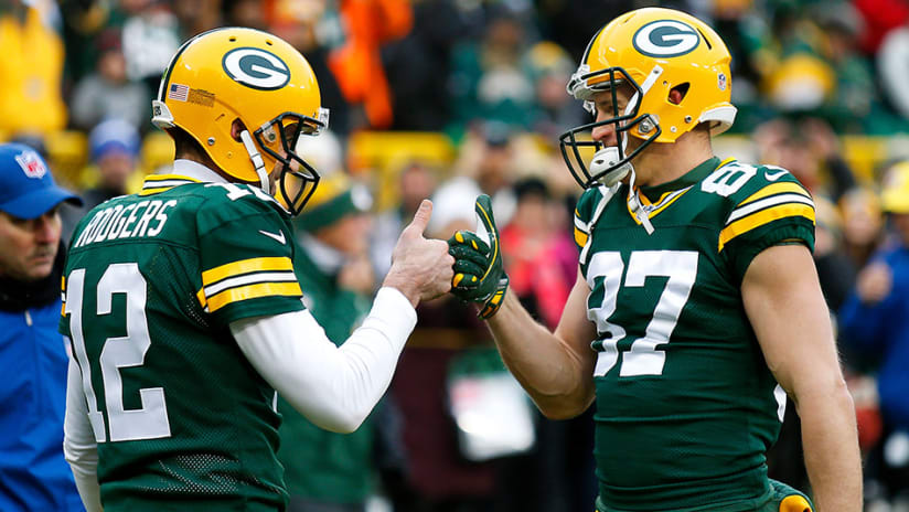 Aaron Rodgers, Jordy Nelson nominated for ESPYs