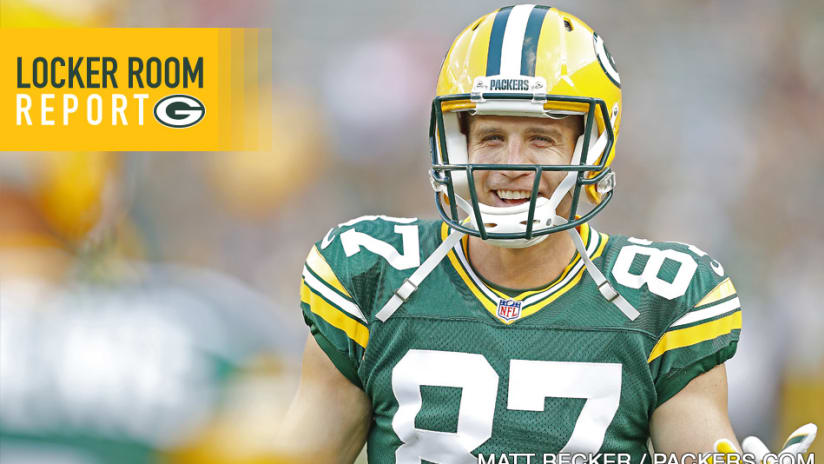 new style 1b85c 3a82e Jordy Nelson takes another step toward return