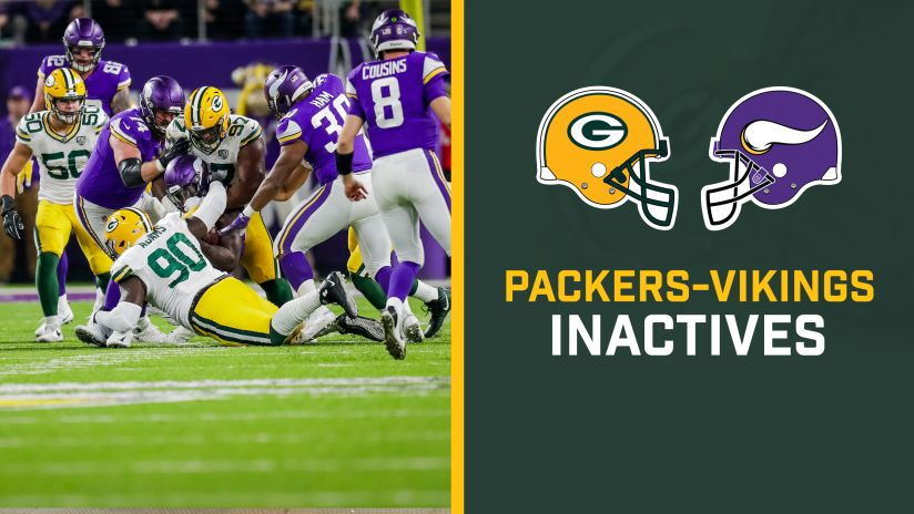 Packers At Vikings Game Center Green Bay Packers Packers Com