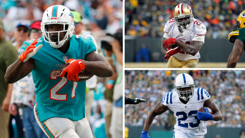 5a1fed1c7 Packers know plenty about Frank Gore