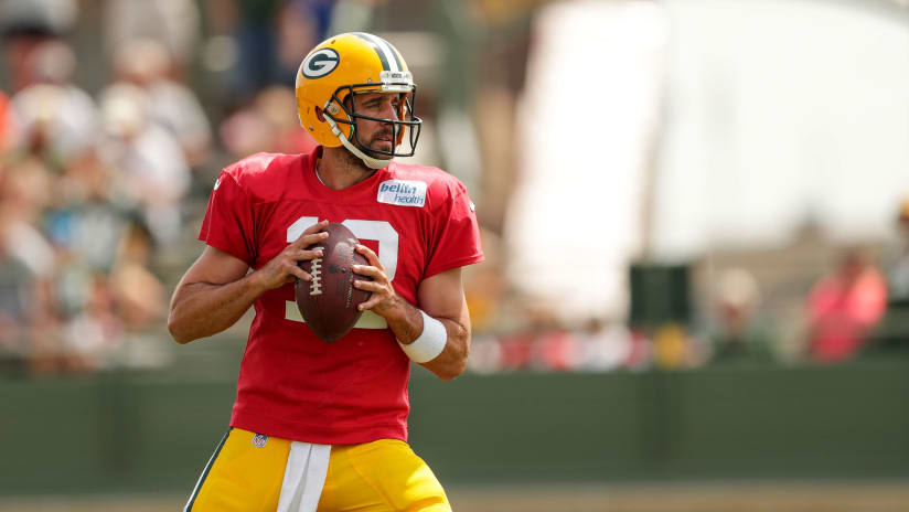 McCarthy   The goal is to play Aaron Rodgers  3b7b90c26834