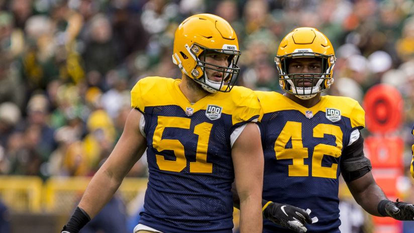 timeless design 525af 9d66c Packers to wear third jersey vs. Broncos in 2019