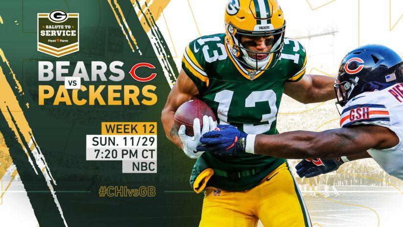 Trailer Packers Vs Bears