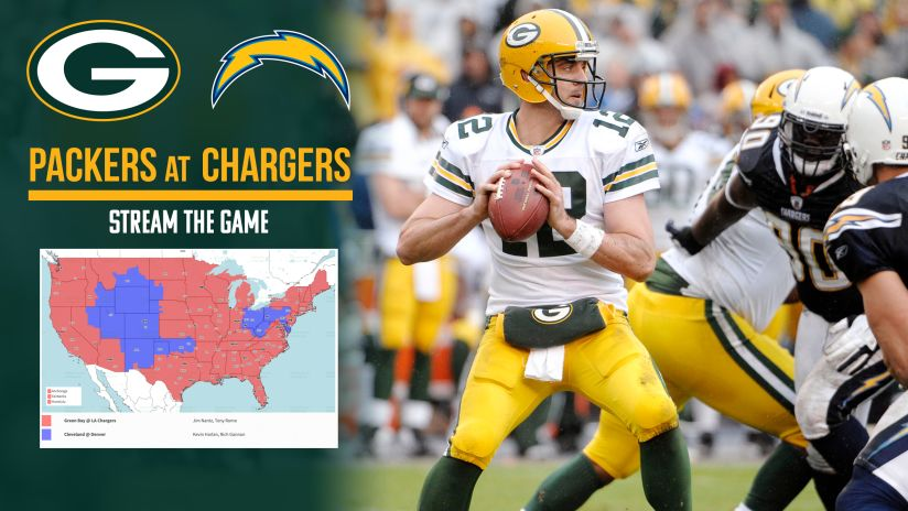 can watch chargers game online free