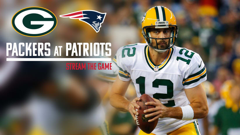 93d5f4dd7a3 How to stream, watch Packers-Patriots game on TV