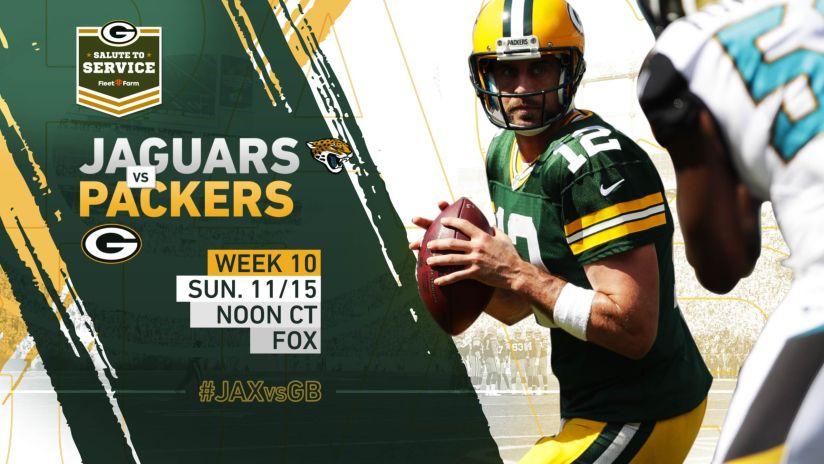 Trailer: Packers vs. Jaguars