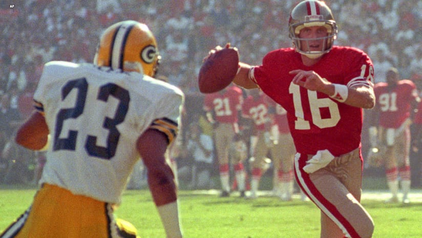 a530d630012 Packers could have had Joe Montana