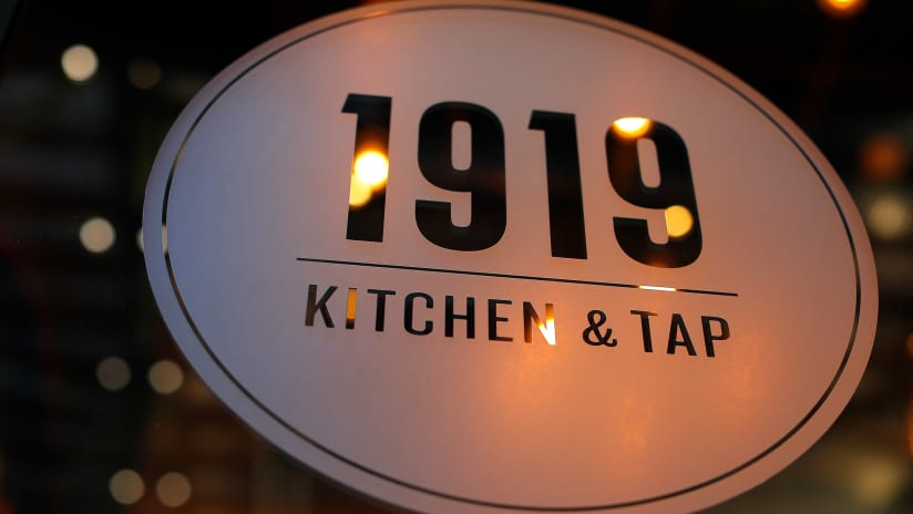1919 Kitchen Tap Now Serving Player Inspired Flatbreads
