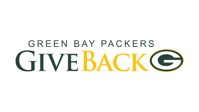 Image result for packers give back logo