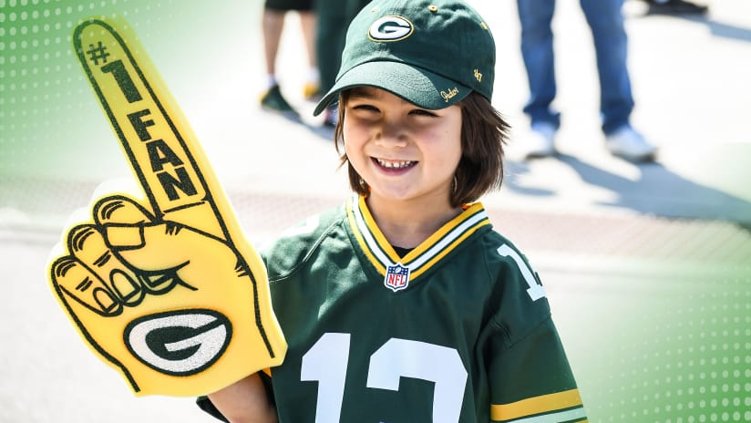 a8633526 Packers Junior Power Pack Kids Club | Green Bay Packers – packers.com