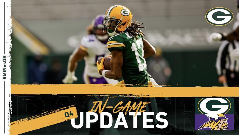 Vikings Beat Packers 28 22