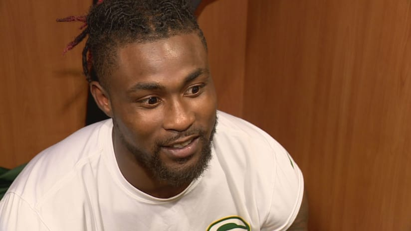 Breeland looks to be a ballhawk for Packers
