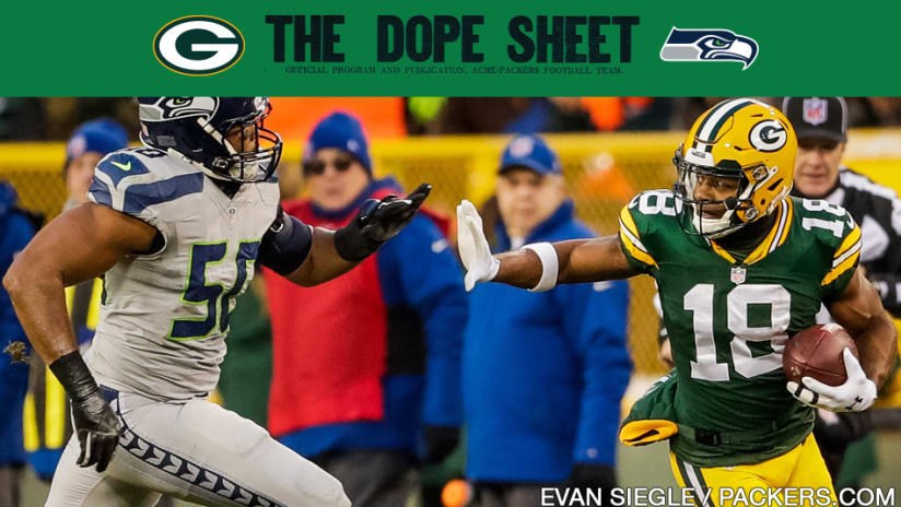 703790cb Packers open against the Seahawks